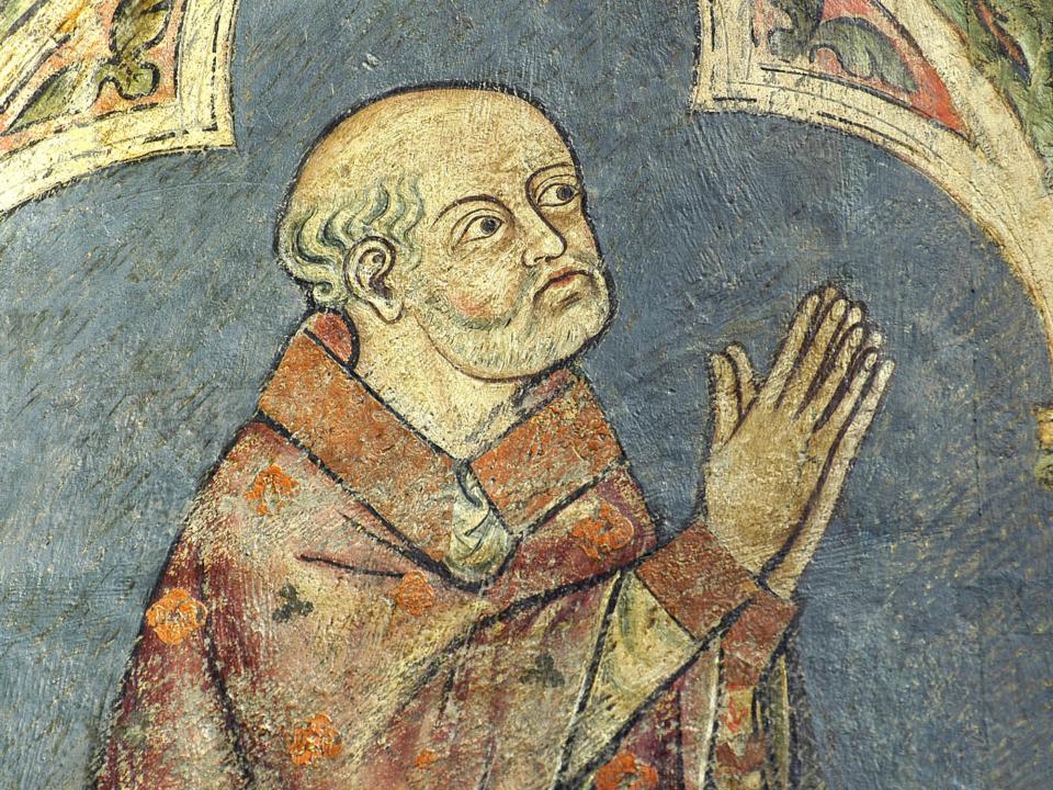 chanoine cathédrale de Clermont